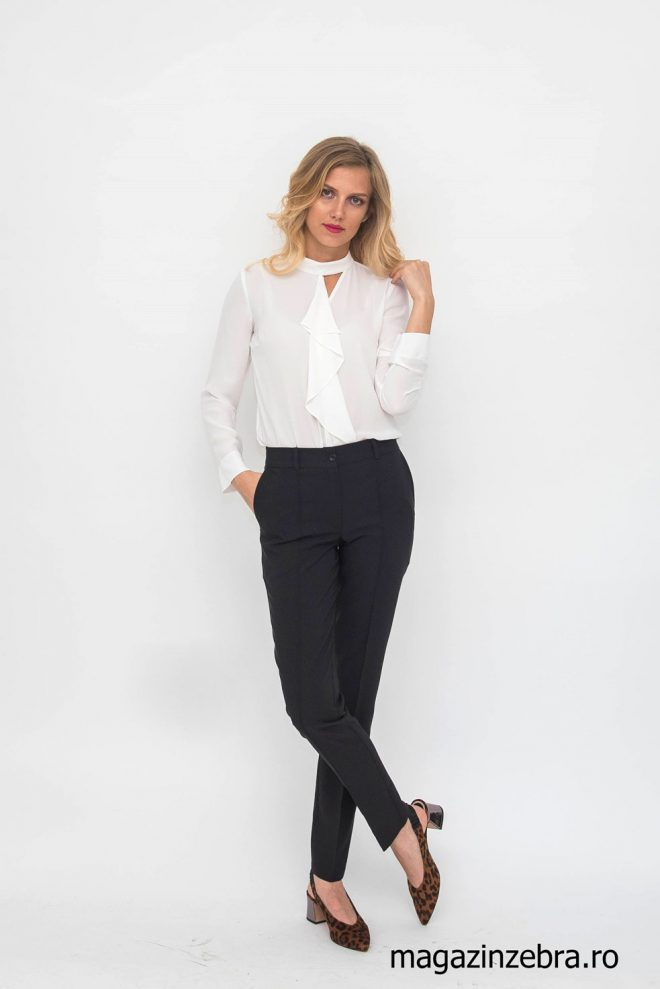 Pantalon Office La Donna Negri