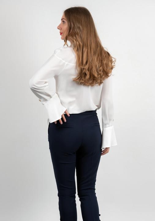 Pantalon Office Bleumarin Spate