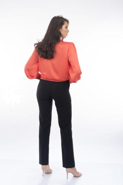Pantaloni Negri La Donna Spate